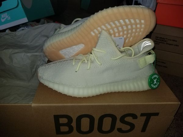 check out e7165 471be ADIDAS Yeezy boost 350 v2 butter for Sale in Hemet, CA - OfferUp