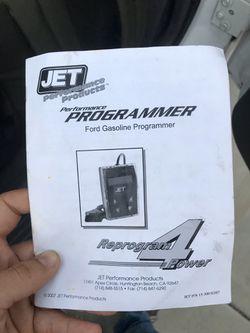 Ford jet programmer Thumbnail