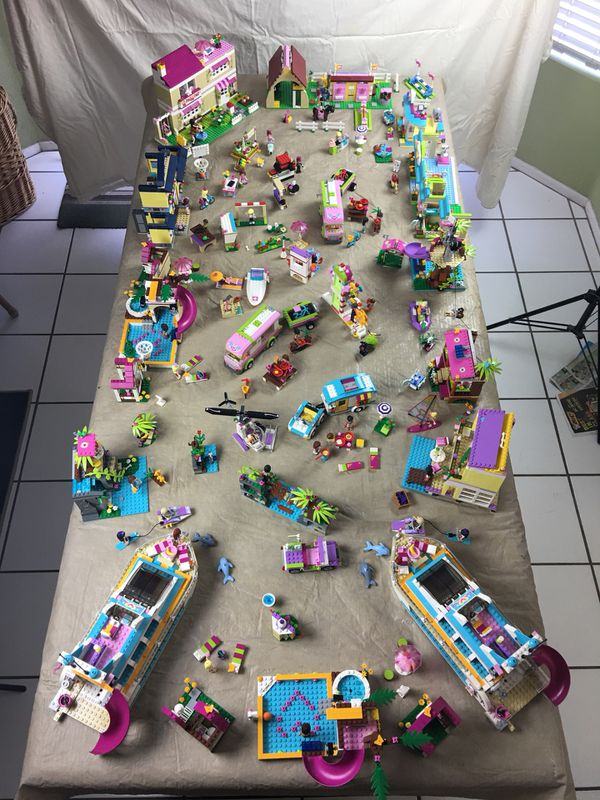 27 Lego Friends Sets For Sale In Lake Elsinore Ca Offerup