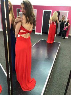 Red Prom Dress Thumbnail