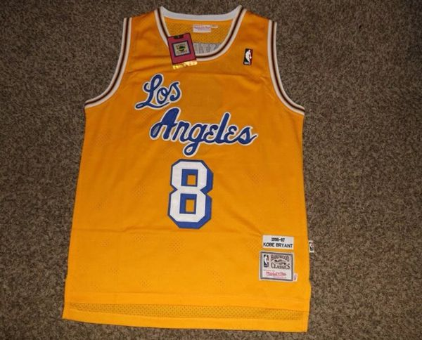 ea0562a59 Kobe Bryant Los Angeles Lakers Jersey for Sale in Newark