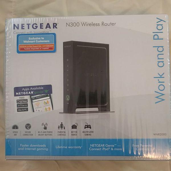 Netgear Wireless router still in plastic for Sale in Azle, TX - OfferUp