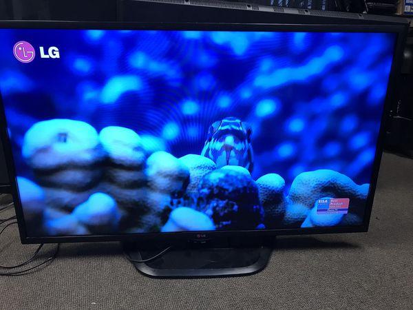 "FULL HD LED TV SMART TV 47"" LG 47Ln5750 WiFi YouTube for Sale in Kent, WA -  OfferUp"