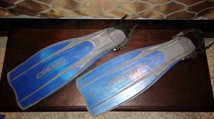 Cressi Scubba Fins for Sale in Saint Louis, MO