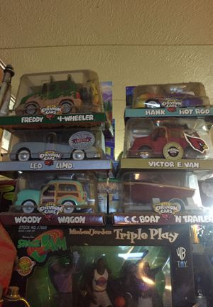 Chevron Toy Cars and Trucks for Sale in Phoenix, AZ