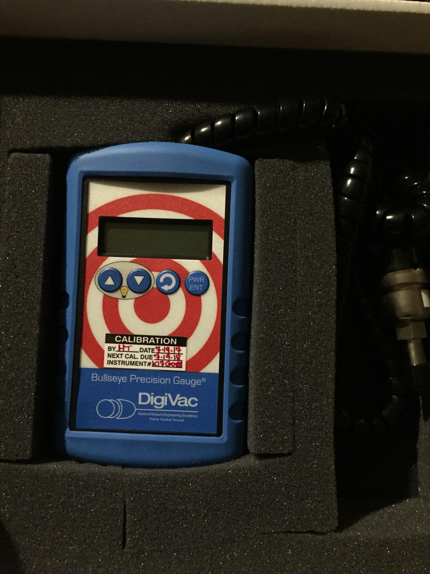 Precision gauge