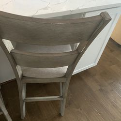 Square High Dining Table (sits 8) Thumbnail