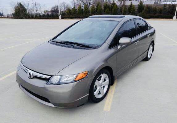 2009 Honda Civic EX -L