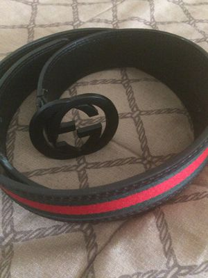 Gucci belt for Sale in Forest Heights, MD