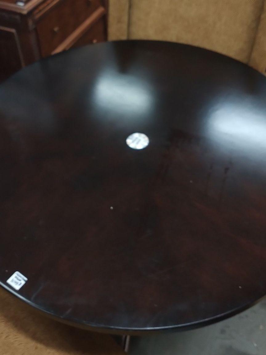 Wonderful Easy Adjustable Table With Chrome Finishing