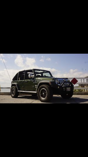 2008 4dr Jeep Wrangler for Sale in Fairmount Heights, MD