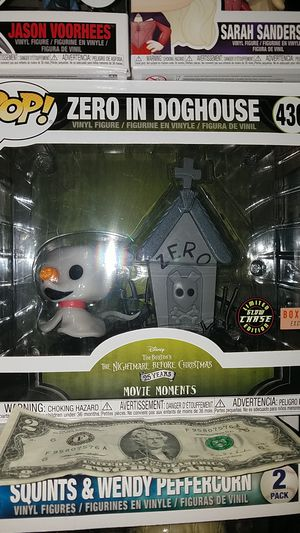 Zero in dog house Chase box lunch exclusive for Sale in Midlothian, VA