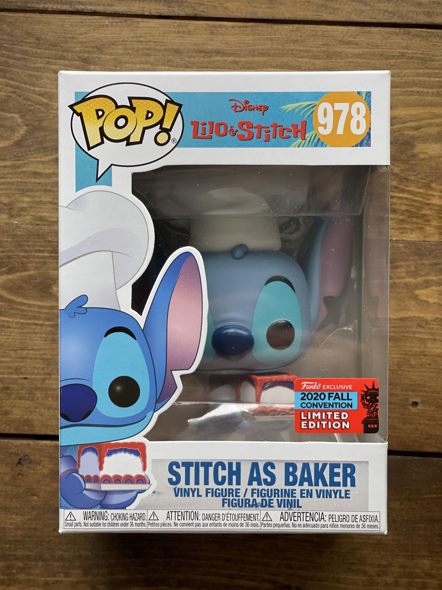 Funko Pop: Stitch Fall Comic Con Exclusive