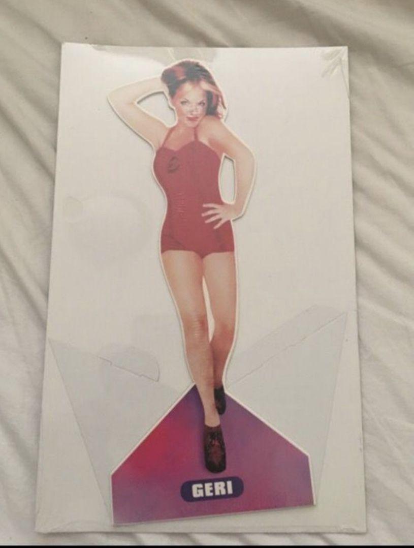 SPICE GIRLS VINTAGE POP-UP CARDS