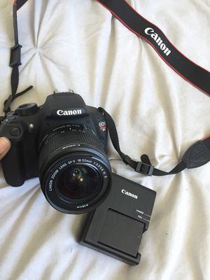 Canon EOS Camera and Battery for Sale in Frederick, MD