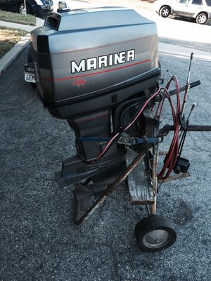 New and Used Outboard motors for Sale in San Fernando, CA