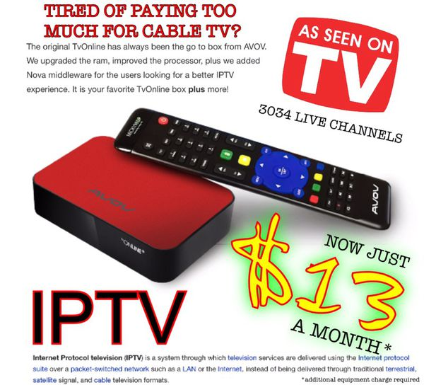 IPTV for Sale in Plano, TX - OfferUp