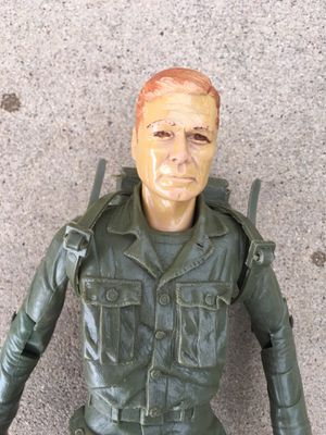"1964 Marx Stony ""Stonewall"" Smith 12"" Action Figure for Sale in Grand Prairie, TX"