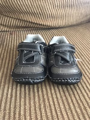 e4a34f416515 Baby boy shoes size 4 for Sale in El Paso