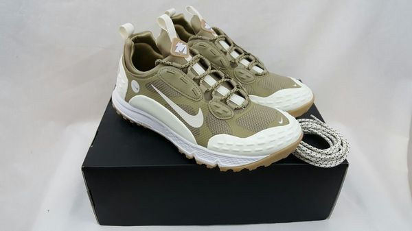0da7d5621e8ac Nike Air Zoom Albis  16 ACG NikeLab Bamboo White Tan Shoes Size 10 for Sale  in Deer Park