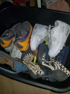 ANYONE INTERESTED IN ALL OF THESE SHOES for Sale in Phoenix 6547c6fe12a39