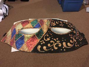 Masquerade Filigree Mask Standee. for Sale in Moneta, VA