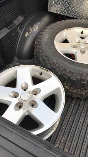 Jeep Wheels for Sale in Mount Airy, MD