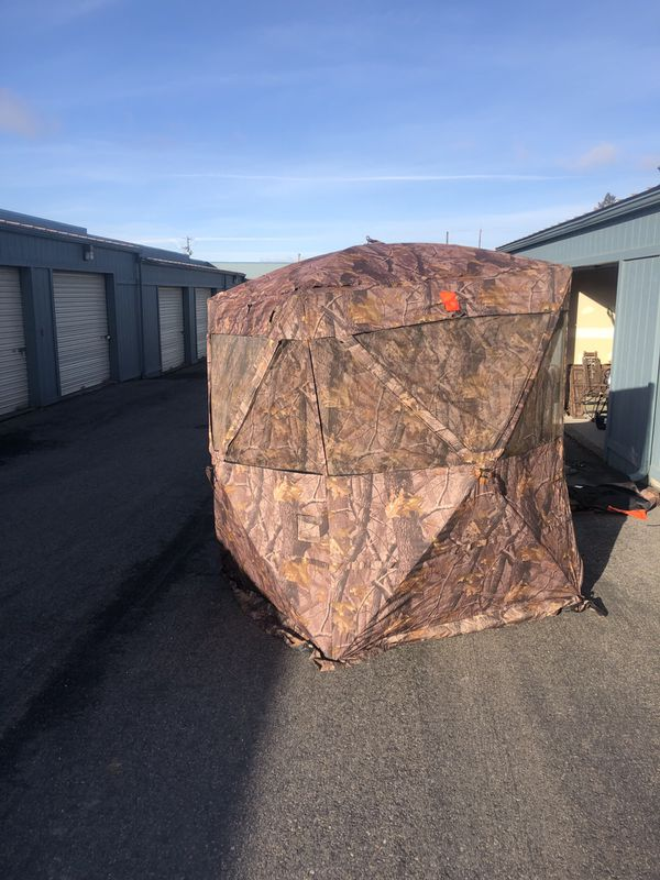 Ameristep Hunting Ground Blind For Sale In Spokane Wa Offerup