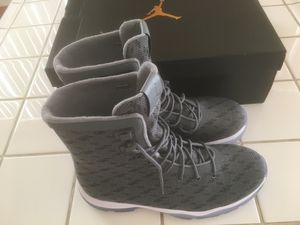 07c38a579bc3 Jordan Future Boot. Size 10.5. New with box. for Sale in Salinas