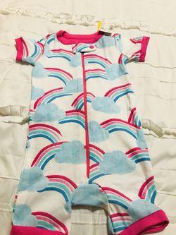 Baby girl pajamas - 3-6 months Thumbnail