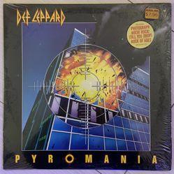 Def Leppard: Pyromania LP Vinyl Thumbnail