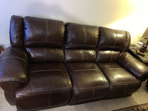 Swell New And Used Leather Sofas For Sale In Syracuse Ny Offerup Pdpeps Interior Chair Design Pdpepsorg