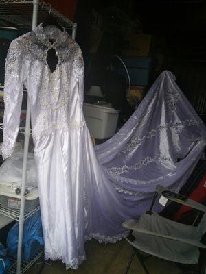 Weeding Dress sz16 for Sale in Washington, DC