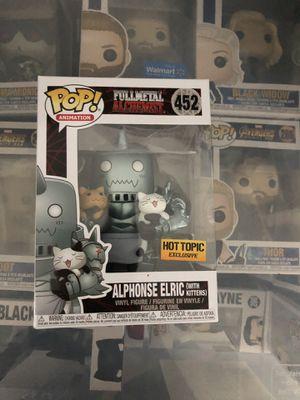 Alphonse Elric Funko Pop for Sale in Alexandria, VA