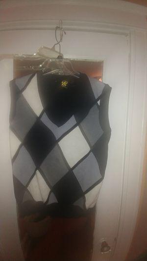 Mens sleeveless sweater for Sale in Philadelphia, PA