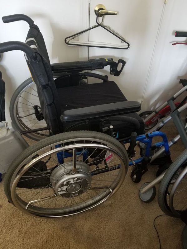 Quickie wheelchair for Sale in Stoughton, MA - OfferUp