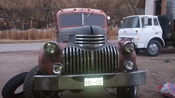 1946 Chevy Panel Truck For Sale In Morrison Co Offerup