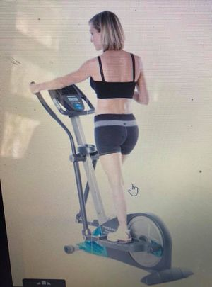 New elliptical machine never opened for Sale in Silver Spring, MD