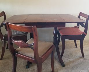 Antique Dining Room Table Thumbnail