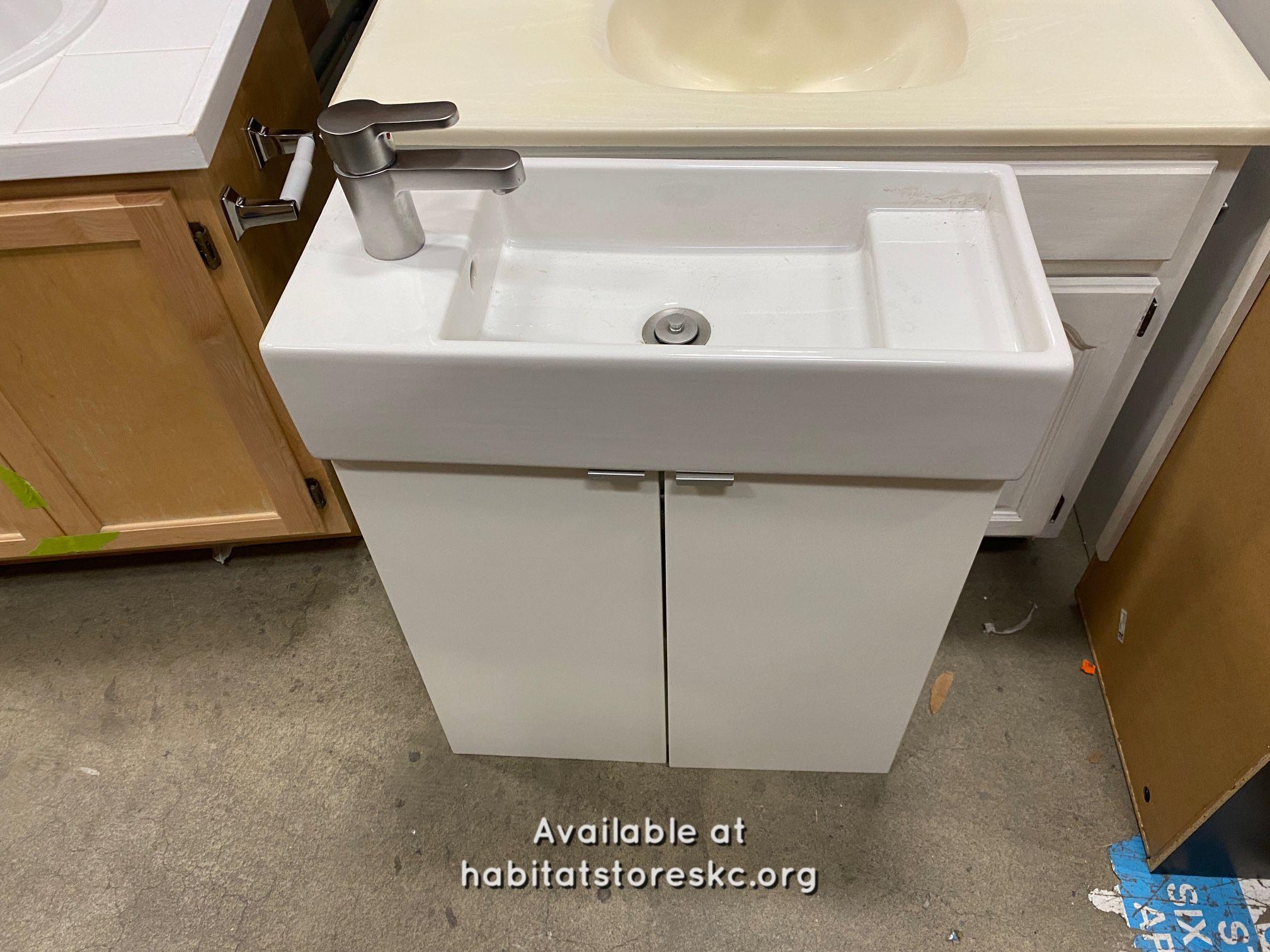 Ikea Lillången Sink And Cabinet