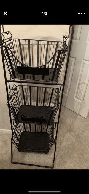 3 Tier removable shelf for Sale in Manassas, VA