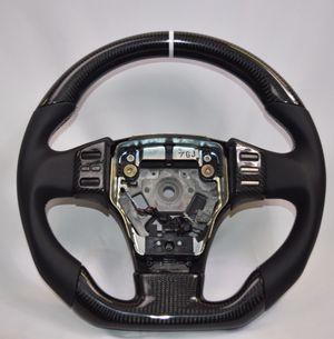G35 carbon fiber steering wheel for Sale in Damascus, MD