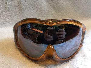 Zeal Ski Goggles for Sale in Manassas, VA