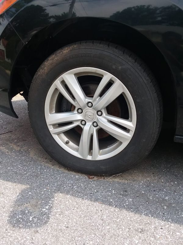 Rims And Tires Acura Rdx Cars Trucks In Hyattsville MD OfferUp - Acura tires