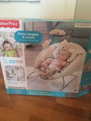 Bouncer Fisher Price Baby for Sale in Chicago, IL