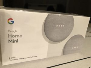 GOOGLE HOME MINI!!!!!!!! for Sale in New Orleans, LA