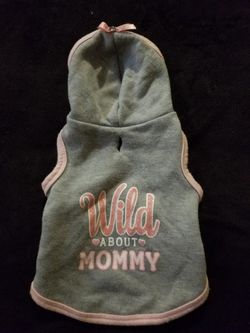 Hoodie for dogs Thumbnail