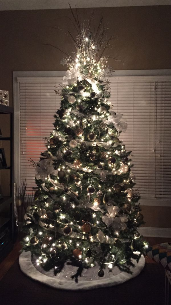 9 Pre Lit Artificial Christmas Tree For Sale In Fort Mill