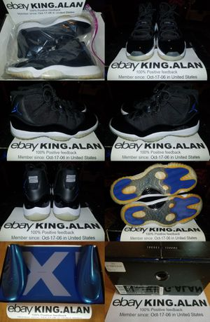 🔥🔥🔥🔥🔥 NEW DS 2009 NIKE AIR JORDAN RETRO 11 XI SPACE JAM 11.5 NEVER WORN 100% AUTHENTIC for Sale in Richmond, CA