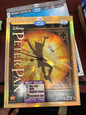 Peter pan Disney for Sale in Silver Spring, MD